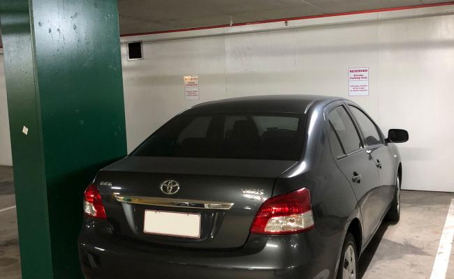 Indoor lot parking on Stanley Street in Woolloongabba