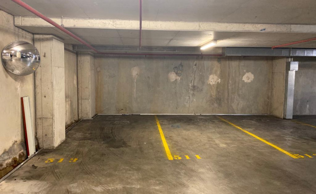 Indoor lot parking on Station Street in Kogarah New South Wales
