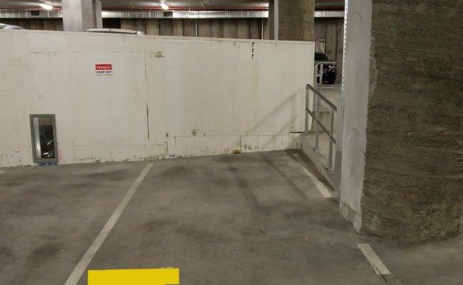 Undercover parking on Stratton Street in Newstead Queensland