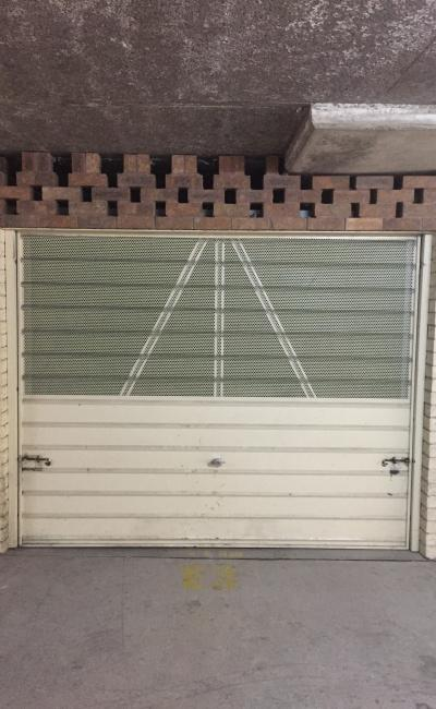 Lock up garage parking on Sunnyside Avenue in Caringbah NSW