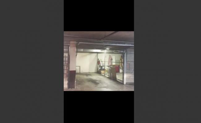 Sydney - Secure CBD Underground LUG near Town Hall Station