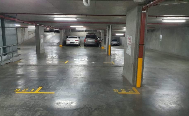 Secure, Undercover Reserved Parking in Carlton (next to Uni Melb)