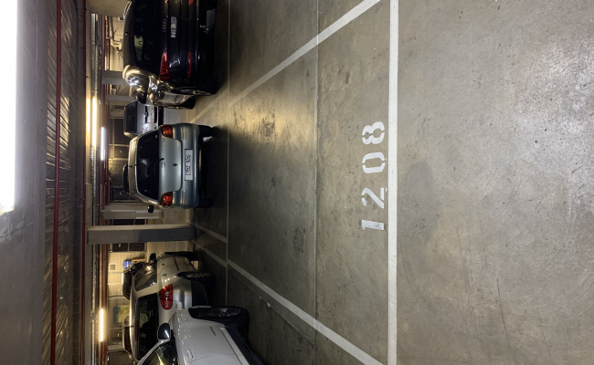 Indoor lot parking on Swanston Street in Carlton Victoria 3053
