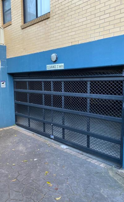 Private/secure car space near Hurstville train station/Westfield shops and Private Hospital