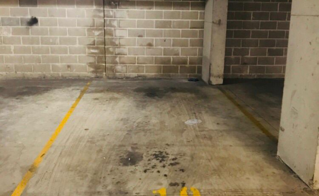 Lock up garage parking on The Crescent in Strathfield
