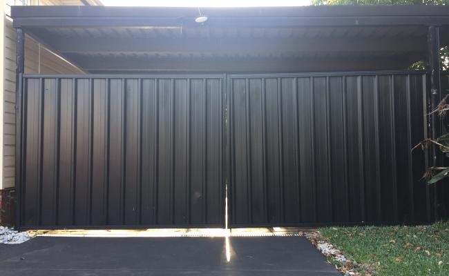 Guildford - Great Double Ground Level Carport plus Storage