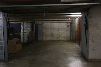 Lock up garage parking on The Miramar Apartments in 398 Pitt St