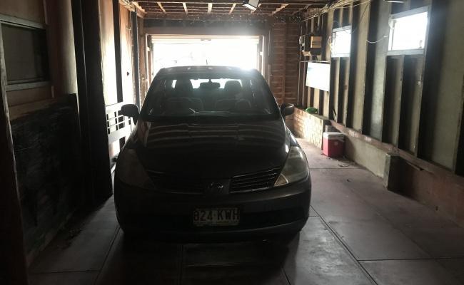 Lock up garage parking on Thornton Street in Surfers Paradise Queensland
