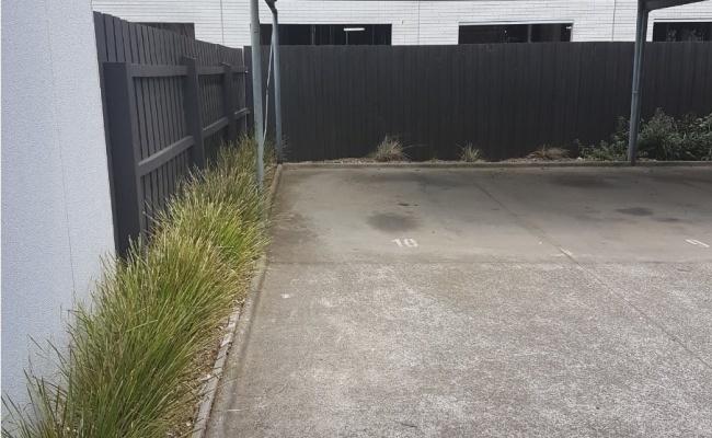Carport parking on Type St in Richmond