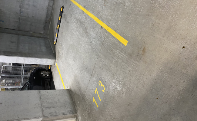 Indoor lot parking on Uhrig Road in Lidcombe New South Wales