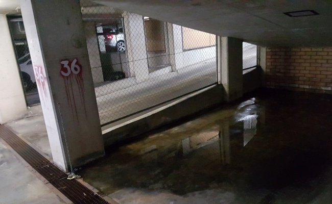 Parramatta - Secure Undergound Parking near Ferry Wharf and Train Station