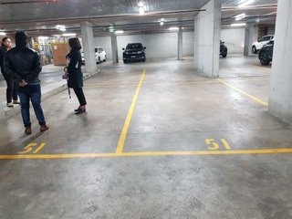 Parramatta secure parking space - next to coles