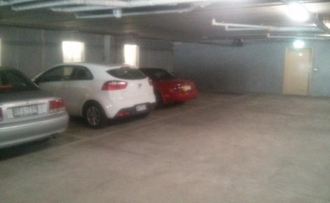 Indoor lot parking on Victoria Street in Fitzroy VIC