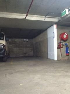 SECURE CAR SPACE AVAILABLE AT (HORDERN PLACE)