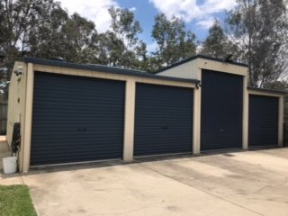 Lock up garage parking on Volvo Place in Joyner QLD