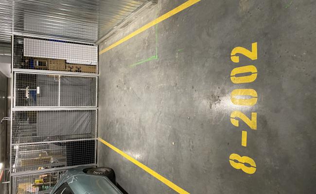 Great Indoor Parking at 8 walker st Rhodes Central