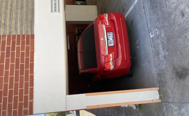 Great parking space in South Yarra / Near Toorak Road district