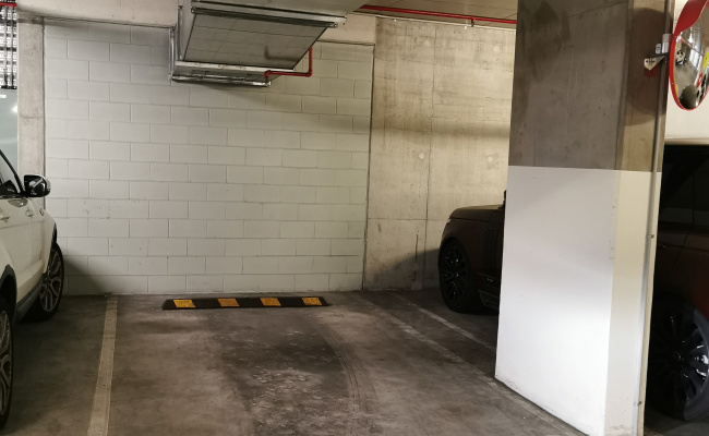 Indoor lot parking on Waterside Place in Docklands Victoria 3008
