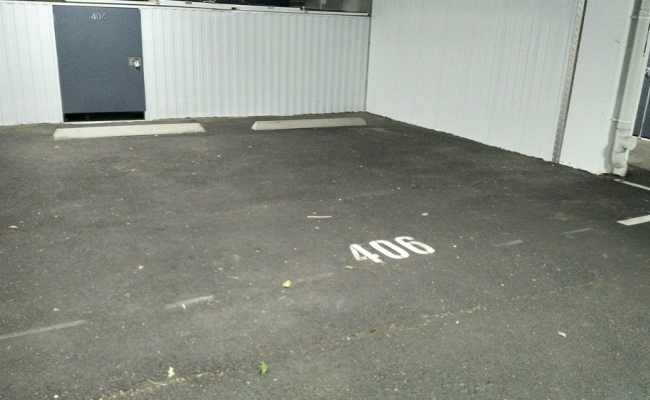 Undercover parking on Wattle Street in Ultimo New South Wales