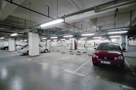 Indoor lot parking on Wattle Street in Ultimo