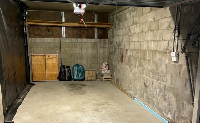 Lock up garage parking on Wellington Street in Bondi New South Wales