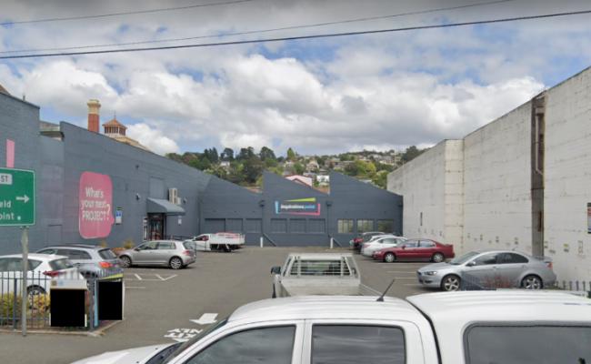Outdoor lot parking on Wellington Street in Launceston Tasmania