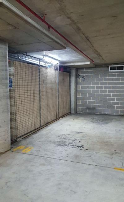 Indoor lot parking on Wentworth Drive in Liberty Grove New South Wales 2138