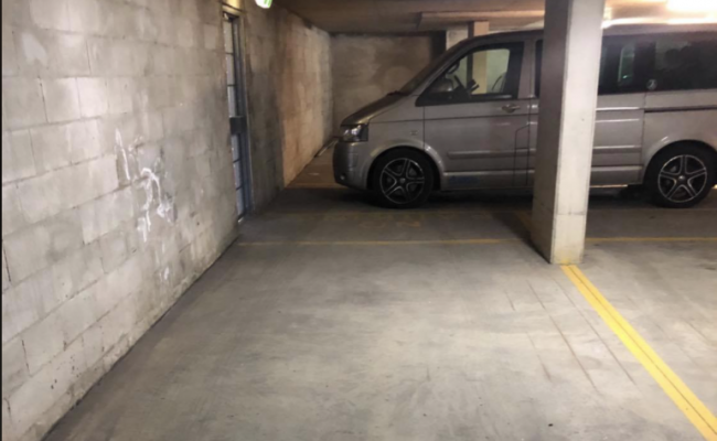 Indoor lot parking on West Esplanade in Manly New South Wales