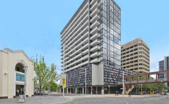 Canberra - Secure Covered Parking near CBD