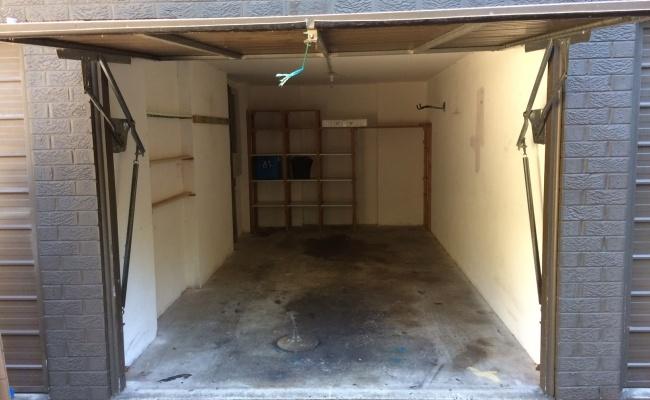 Lock up garage parking on William St in Randwick NSW