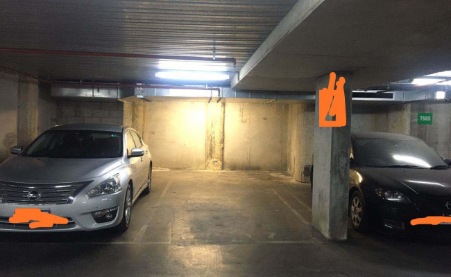 Undercover parking on Wills Street in Melbourne Victoria 3000