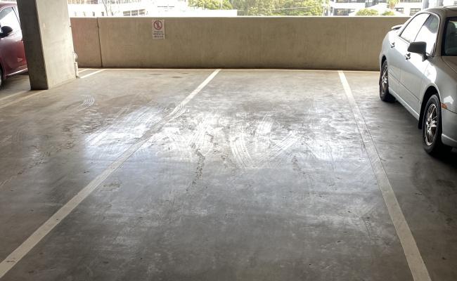 Indoor lot parking on Yarra Street in South Yarra Victoria