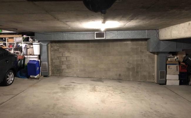 Indoor lot parking on Yeo Street in Cremorne