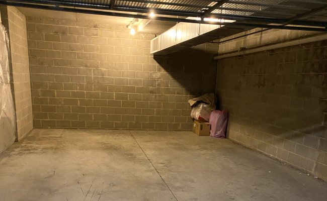 Carlingford - Double Space Lock Up Garage Near Shopping Mall - Ideal for Parking or Storage