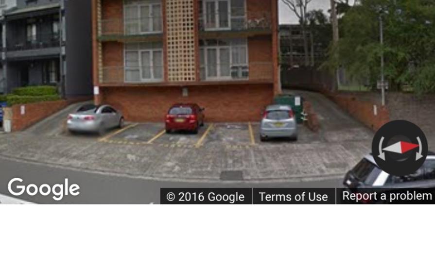 Lock up garage parking on Miller St in North Sydney NSW 2060