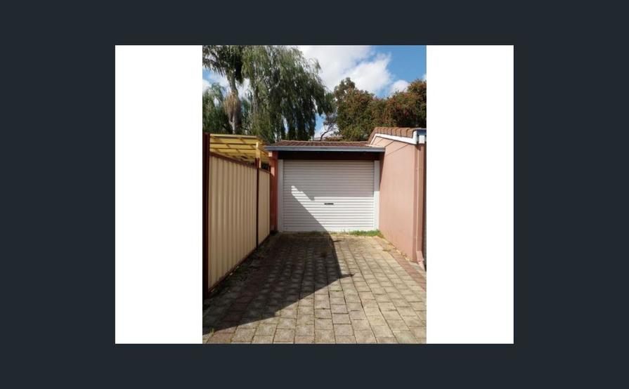 Lock up garage parking on Deeley St in Maylands WA 6051