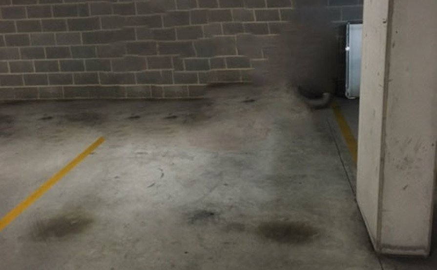 Lock up garage parking on Ralph St in Alexandria NSW 2015
