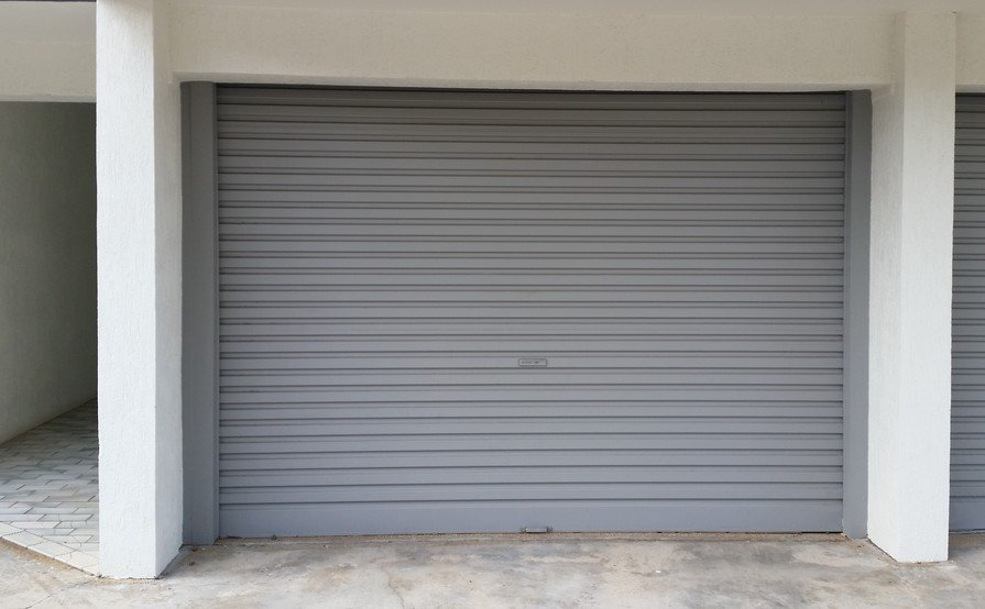 Lock up garage parking on Griffith St in New Farm QLD 4005