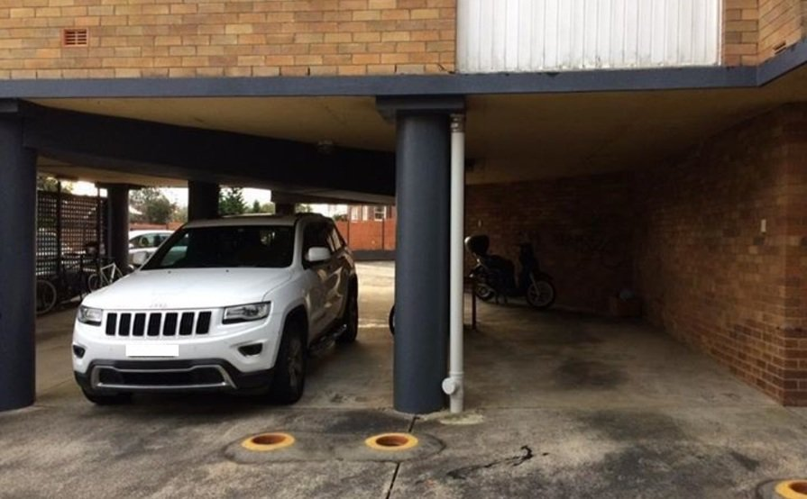 Undercover parking on Warners Ave in Bondi Beach NSW 2026
