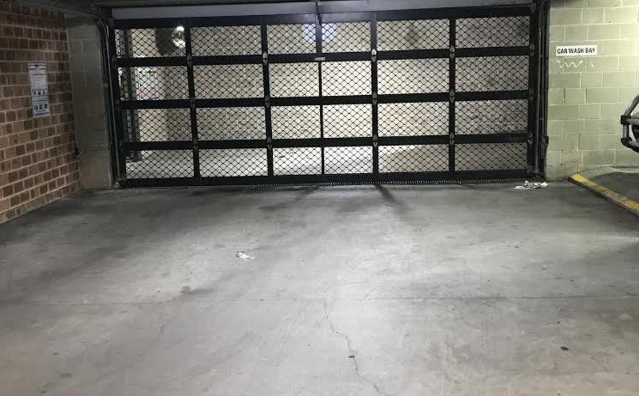 Lock up garage parking on Hornsey Rd in Homebush West NSW 2140