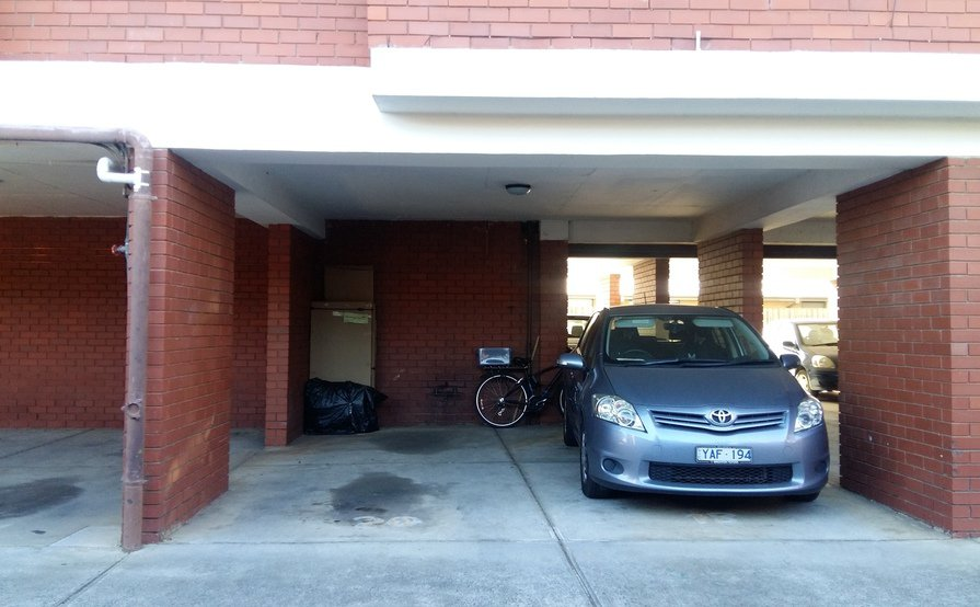 Lock up garage parking on Coppin St in Richmond VIC 3121