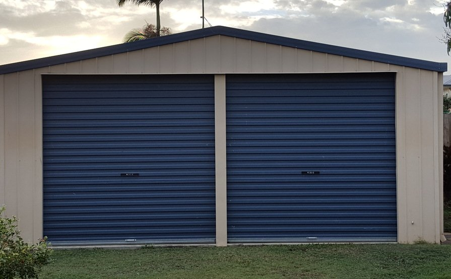 Lock up garage parking on Reinhold Cres in Chermside