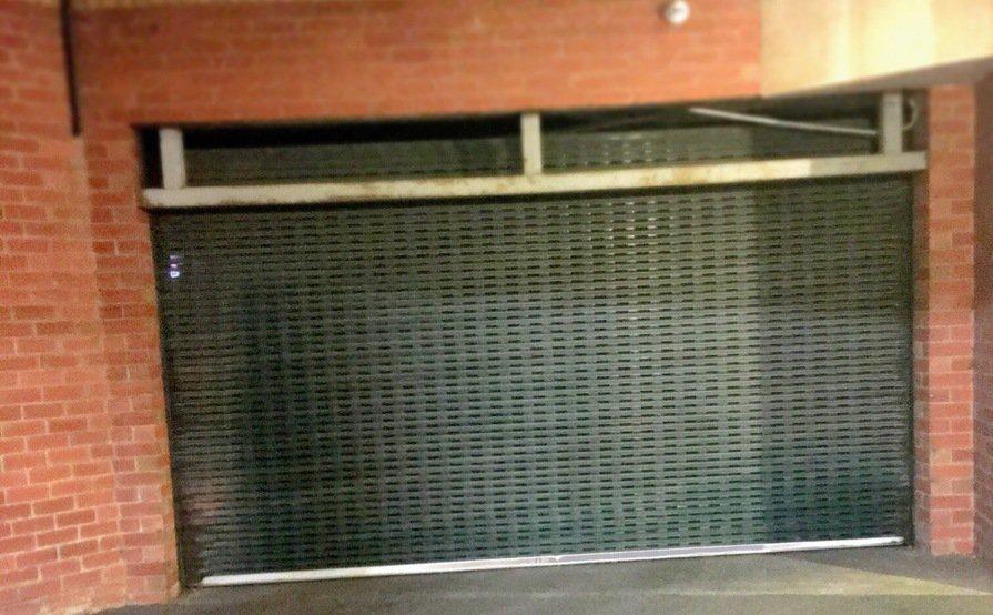 Lock up garage parking on Barkly St in Carlton