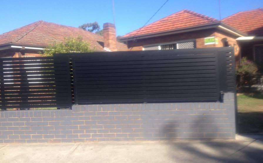 Lock up garage parking on Hampstead Rd in Homebush NSW 2140