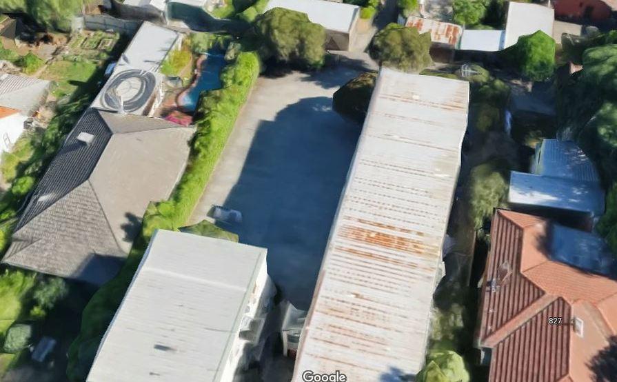 Lock up garage parking on Park St in Brunswick