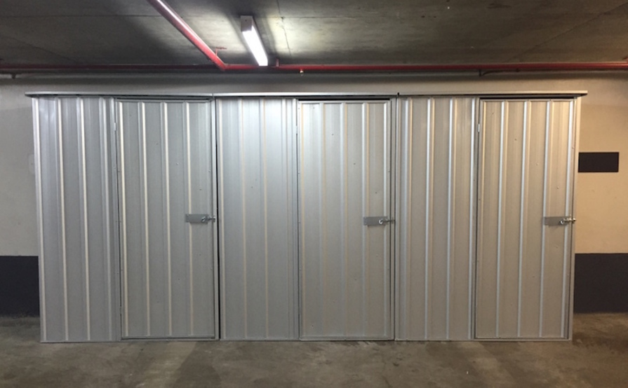 Storage Room parking on Bourke Rd in Alexandria